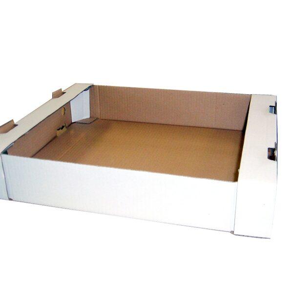 Kutija za krafne ili kolače BK/b 480*400*85mm - 4kg-0
