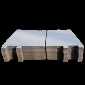 Kutija Za Krafne Ili Kolače BK/b 480*400*85mm – 4kg 503