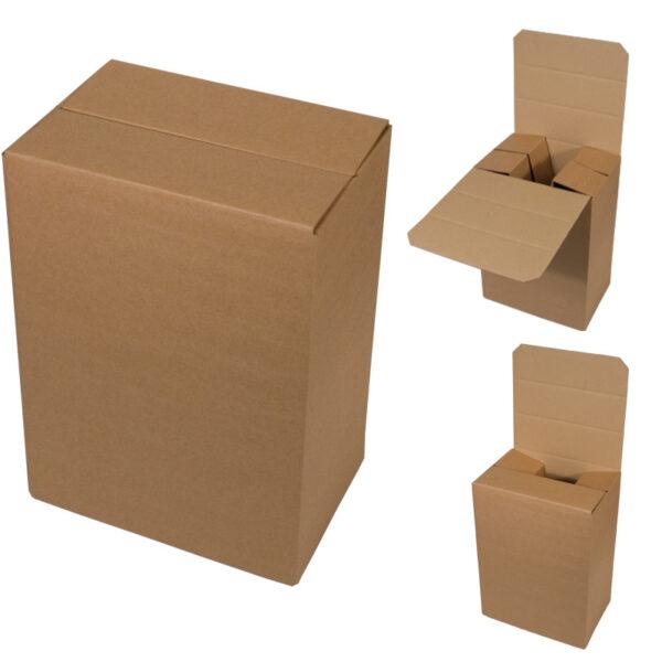 Kutija za 6 butelja 2K/b 237*160*327mm sa pregradama-0