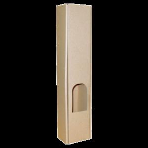 Kutija Za Jednu Bocu 0,375 2K/e 335x65x55mm Složiva