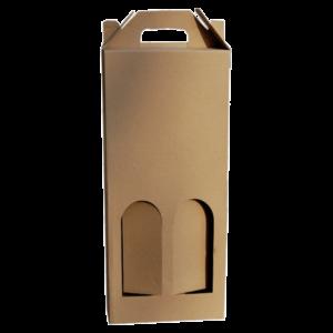 Kutija Za Dvije Butelje 2K/e 160x80x370mm