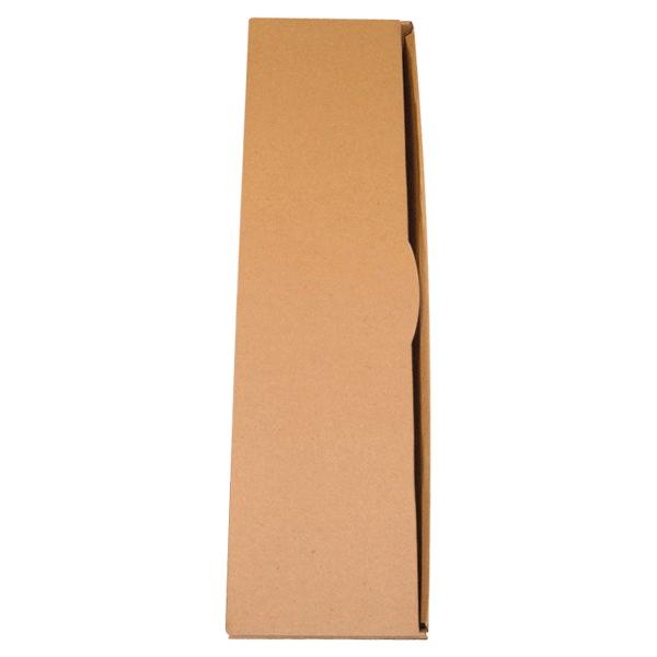 Kutija za jednu butelju 2K/e 360x100x80mm + uložak - složiva-0