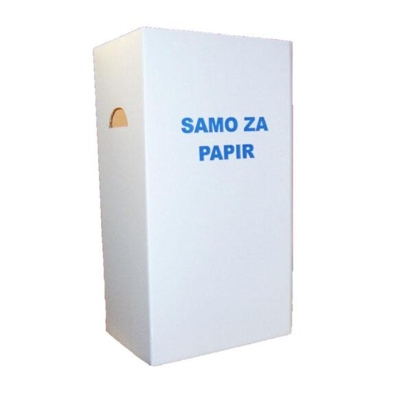 Kutija za stari papir BŠK 340*245*650mm -0