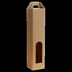 Kutija Za Jednu Butelju KV/GE 80*80*370mm