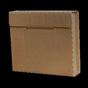 Kutija Za 3 CD-a 2K/b 145*130*35mm