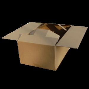 Kutija 2K/b 340*225*150mm 6×0,75l + Uložak – Ležeća
