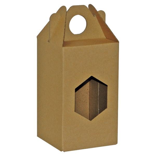 Poklon kutija za med 2K/e 90x90x160mm 1x720ml-0