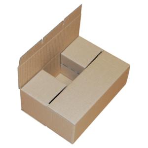 Transportna Kutija Za Med 2Kb 260x180x85mm 6x370ml Složiva 813