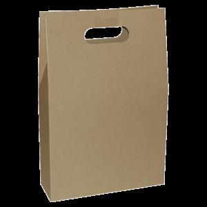 Kartonska Vrećica Za Tri Butelje 2K/e 240x80x305mm