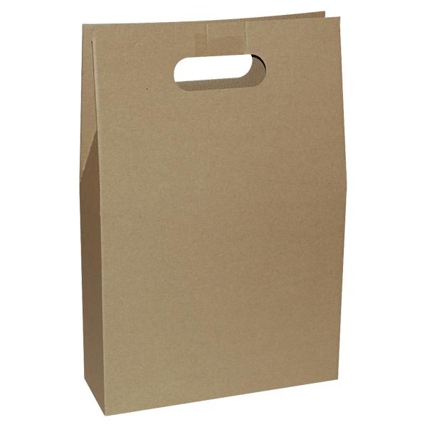 Kartonska vrećica za tri butelje 2K/e 240x80x305mm-0