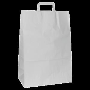 Natron Vrećica 32x16x44cm  – Bijela