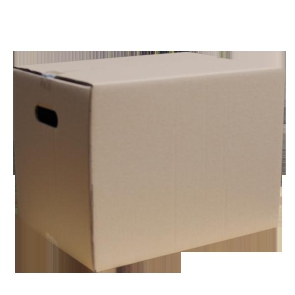 Transportna kutija 2KŠ 400*300*300mm sa rukohvatima -0