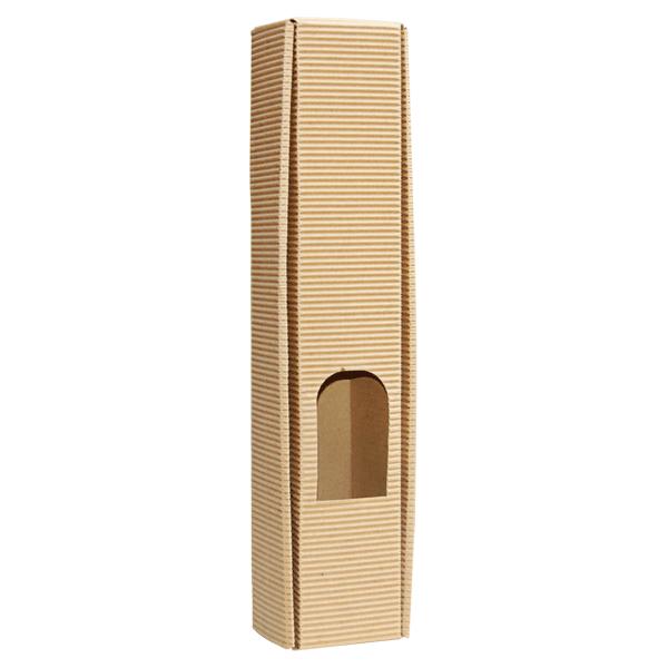 Kutija za jednu bocu 0,375l KK/e 335x65x55mm-0