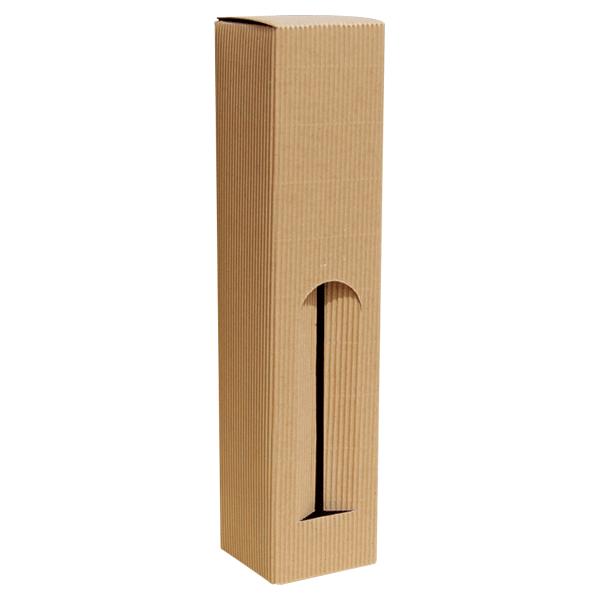 Kutija za jednu butelju KK/e 80x80x350mm-0