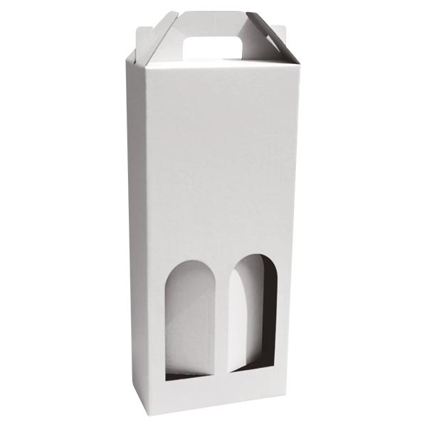 Kutija za dvije butelje BK/e 160x80x370mm-0