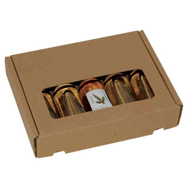 Štancana kutija 2K/e135x108x30mm 5x0,02l-0