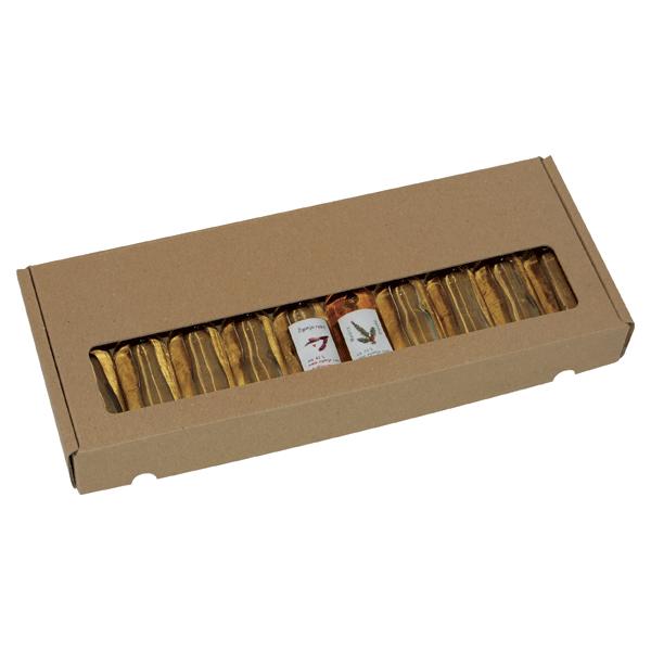 Štancana kutija 2K/e 260x108x30mm 10x0,02l-0