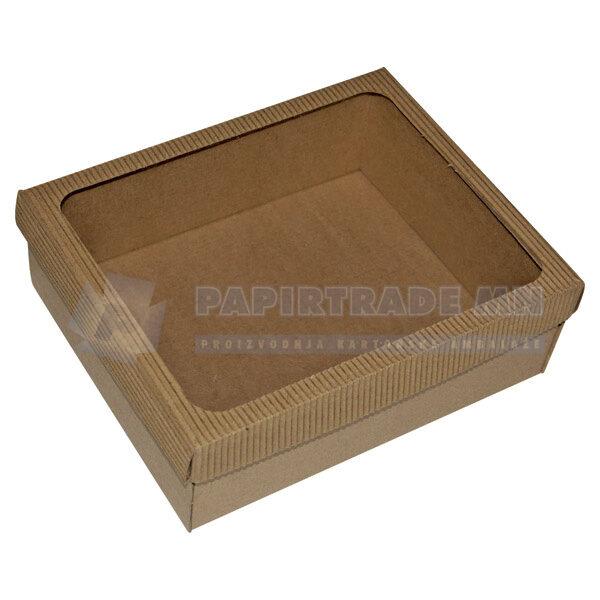 Ukrasna poklon kutija 220x180x70mm - ISTRA-0
