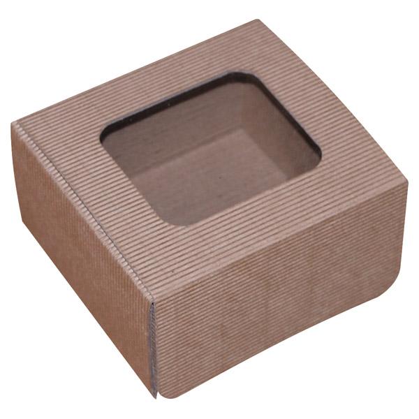 Ukrasna poklon kutija KV/FE 100x100x60mm-0