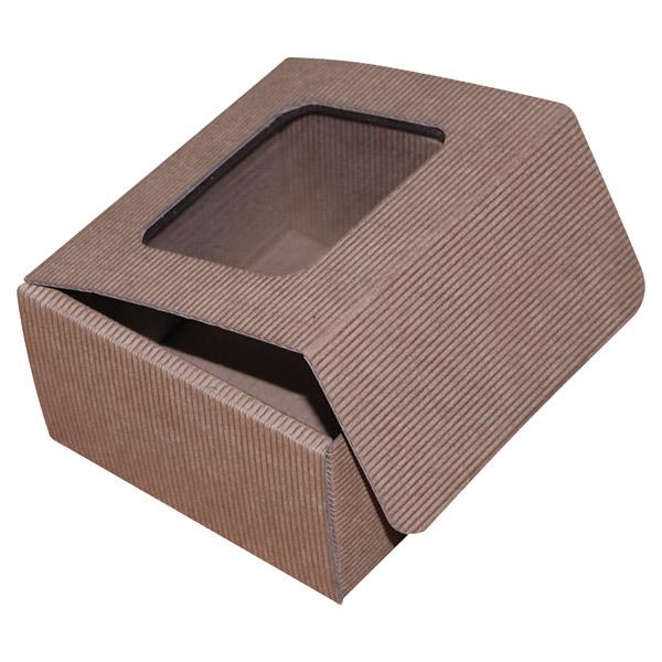 Ukrasna poklon kutija KV/FE 100x100x60mm-821
