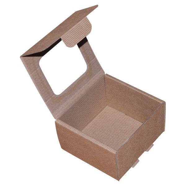 Ukrasna poklon kutija KV/FE 100x100x60mm-823