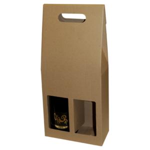 Kutija Za Pjenušac 2Ke 175x85x330mm 2×0,75l
