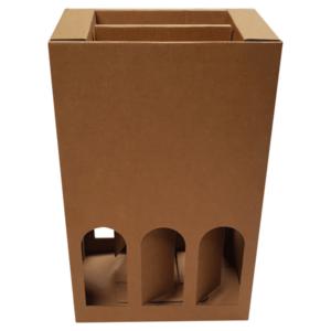 Štancana Kutija K2Ke 240x120x240mm 6×0,33l 2