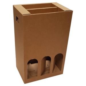 Štancana Kutija K2K/e 285*120*240mm 6×0,33l Craft Pivo