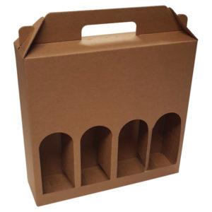 Štancana Kutija K2Ke 275x62x270mm 4×0,5l Craft Pivo