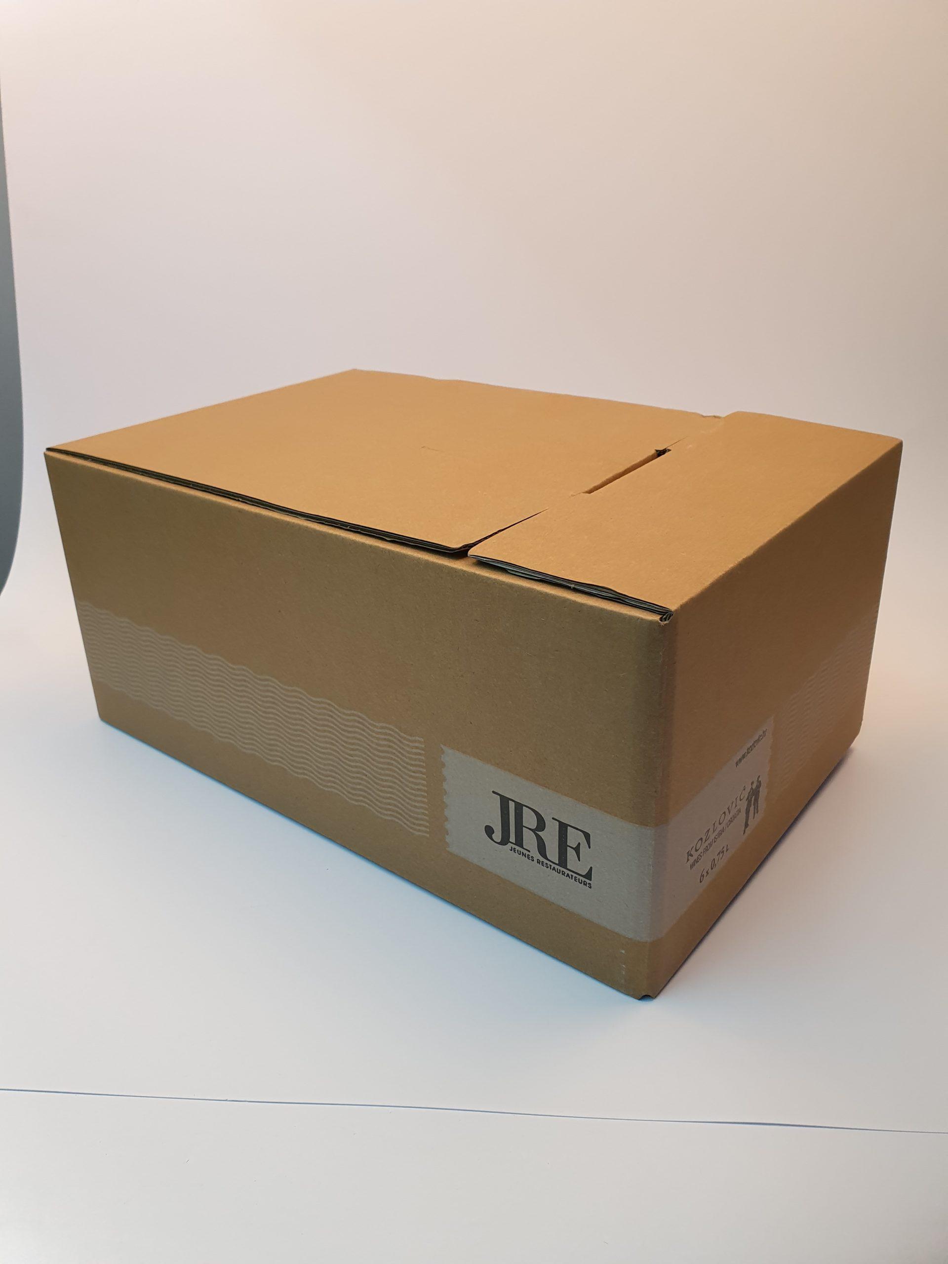 Kutije za 6*0,75l